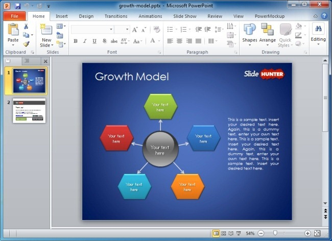 growth-model